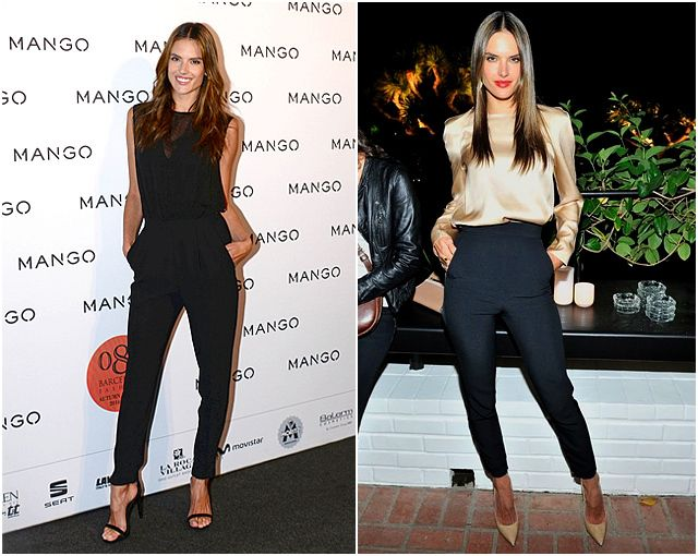 alessandra ambrosio looks new york - Google Search