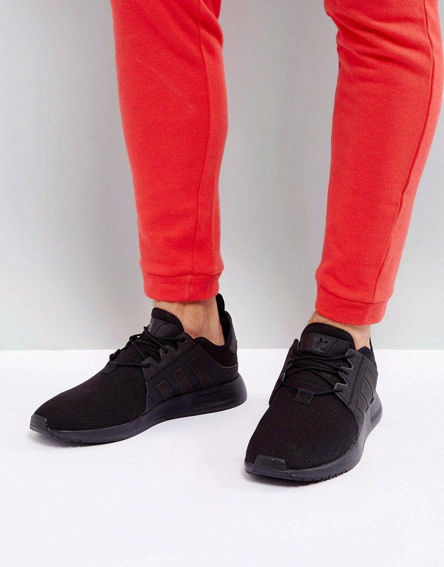 adidas originali x a infrarossi scarpe in nero by9260 nero