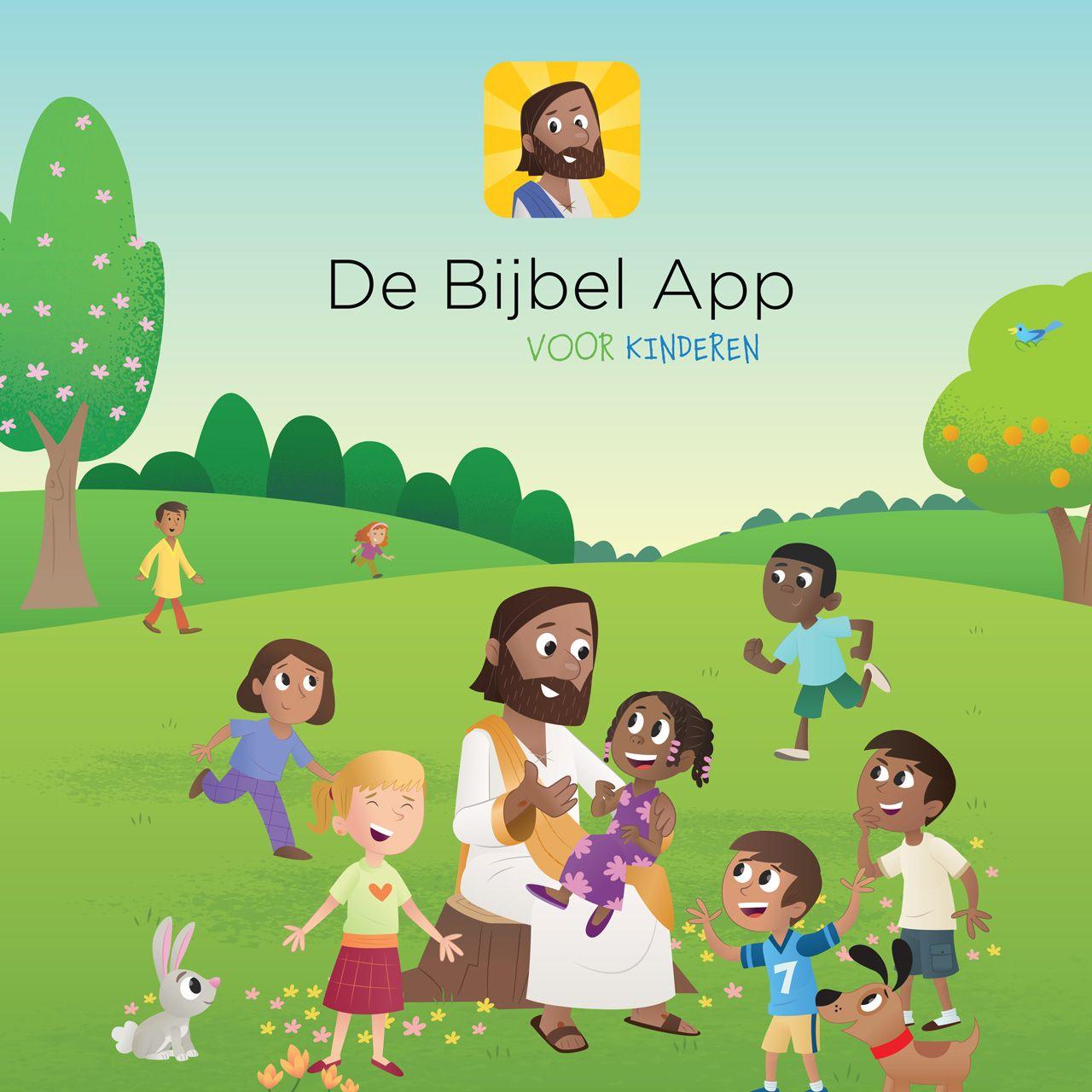 Wonderbaar The Bible App for Kids is Now Available in Dutch (met afbeeldingen AQ-55