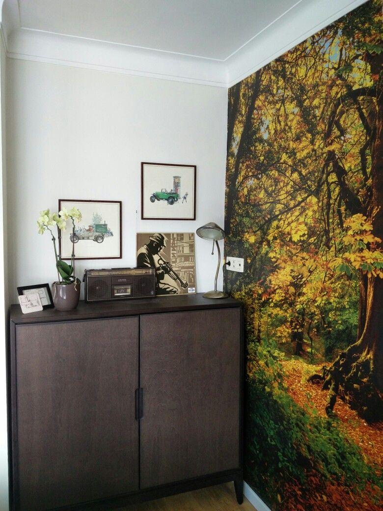 Vintage Touch In The Forest Regissor Cabinet Ikea [ 1040 x 780 Pixel ]