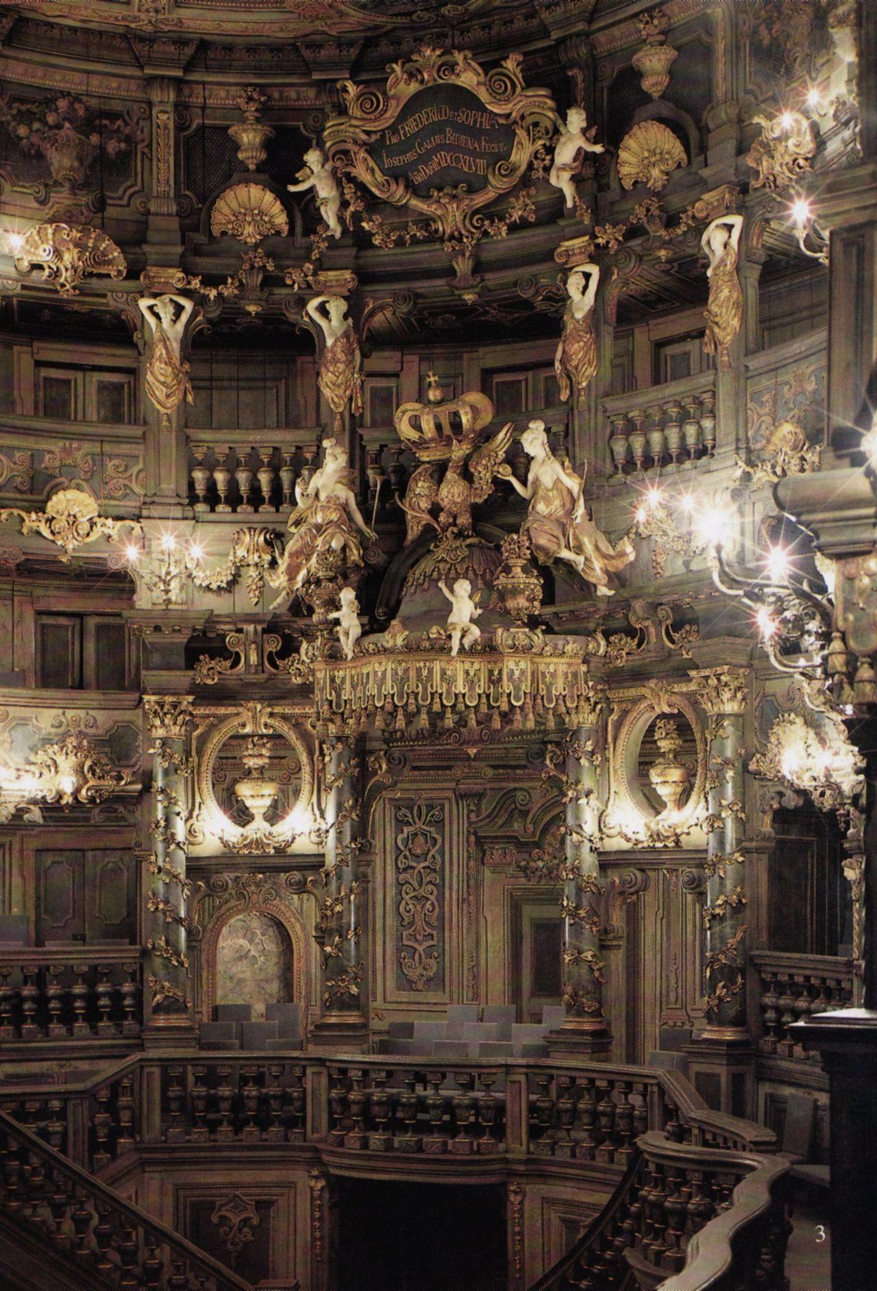 Fuckyeahtheatres Architecture Tumblr Baroque Architecture Ancient Architecture