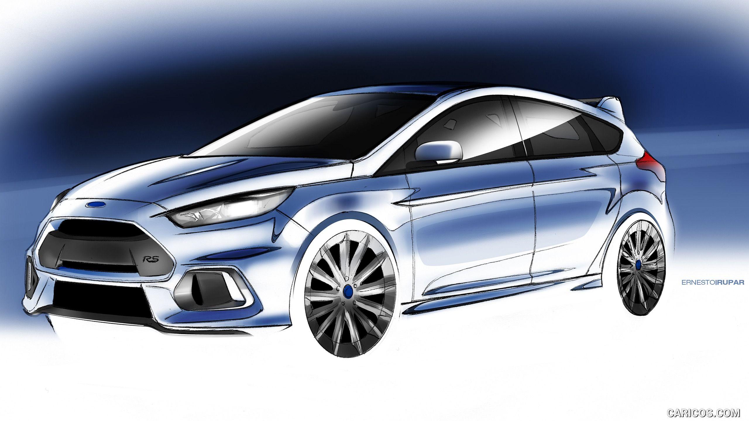 2016 Ford Focus Rs Ford Focus Rs Ford Focus Automotive Design