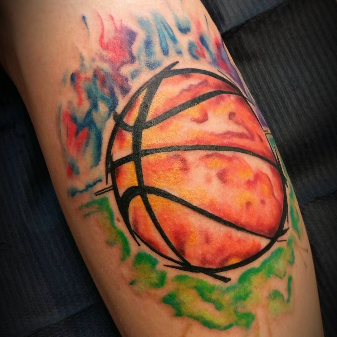 45+ Best Basketball Tattoos Designs & Meanings — Famous