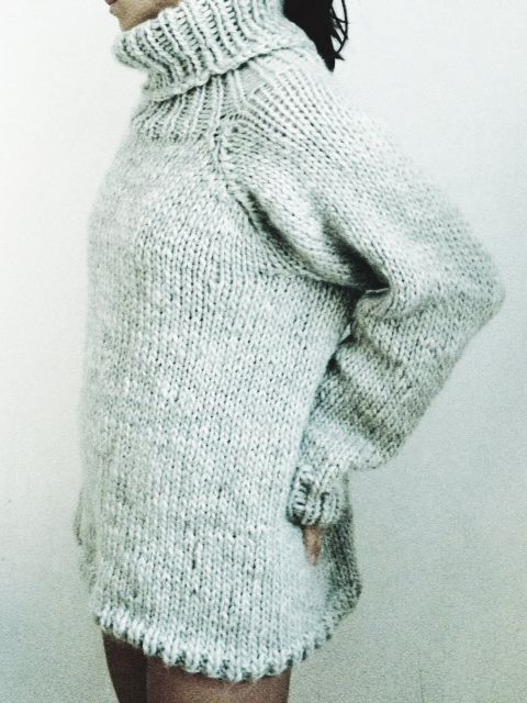 The Three Movies Sweater (Swedish and English) | Knit free pullover ...