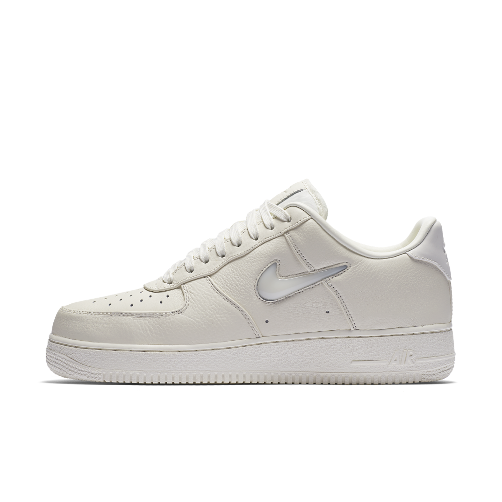 low priced 51750 8d62e NikeLab Air Force 1 Low Jewel Men s Shoe Size 12.5 (Cream)