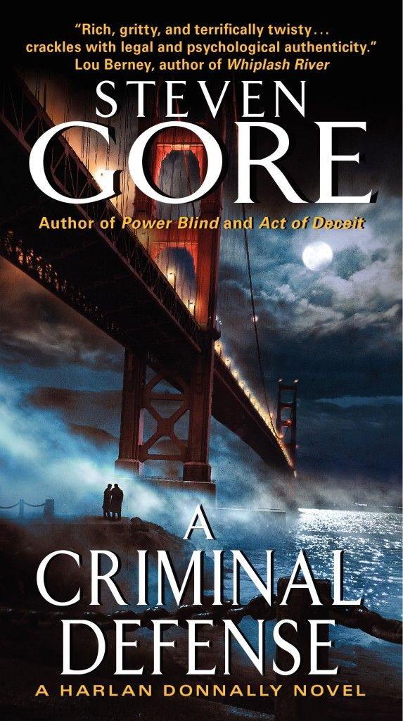 Criminal Defense by Steven Gore guest post and giveaway