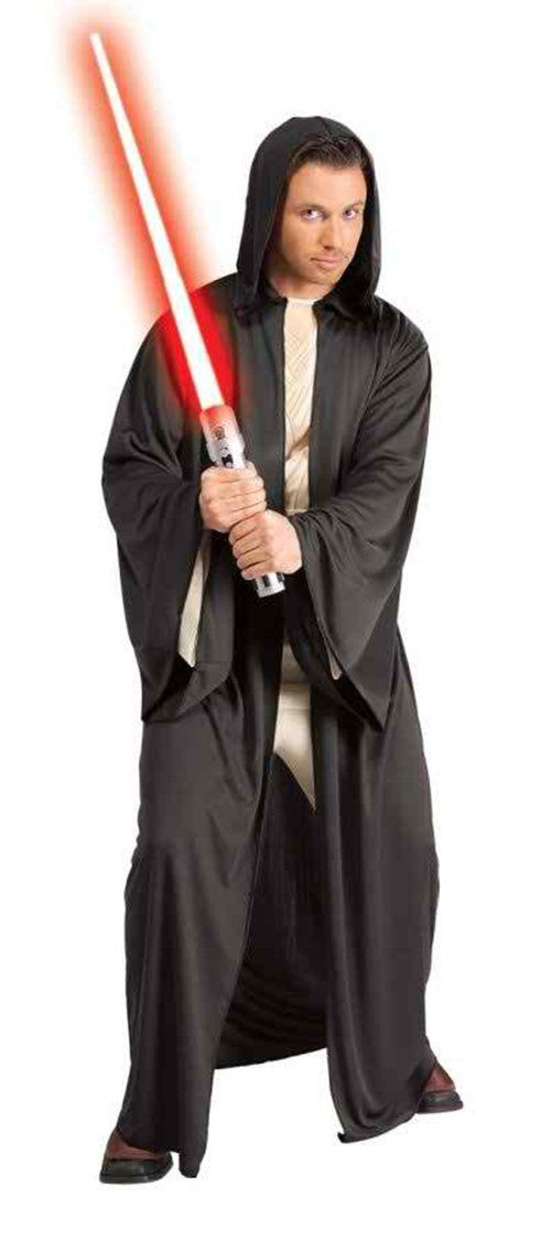 halloweencostumesformen UHC Mens Movie Characters Star Wars Sith Robe  Hooded Adult Halloween Costume OS   To view even more for this item a5856b62b