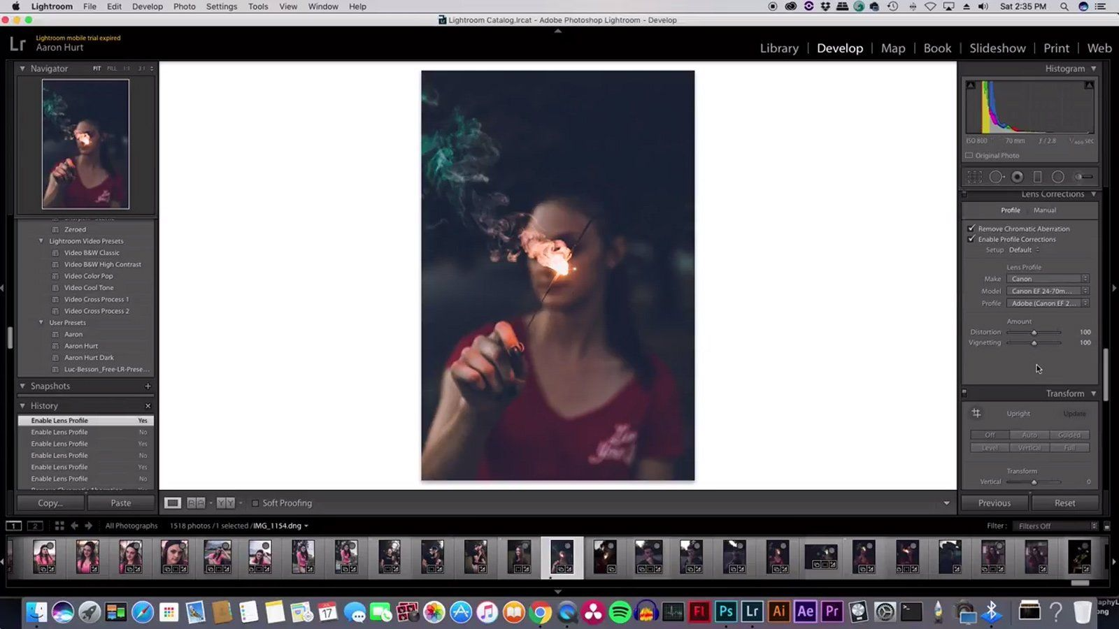 Recreating Brandon Woelfel S Editing Style In Lightroom And Photoshop Photoshop Photoshop Lightroom Brandon Woelfel