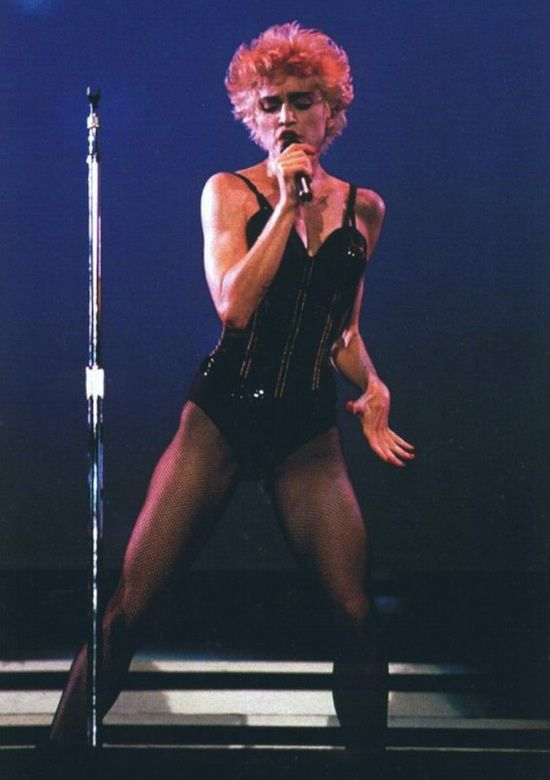 On June 14 1987 Madonna S Who S That Girl World Tour 1987 Opened At