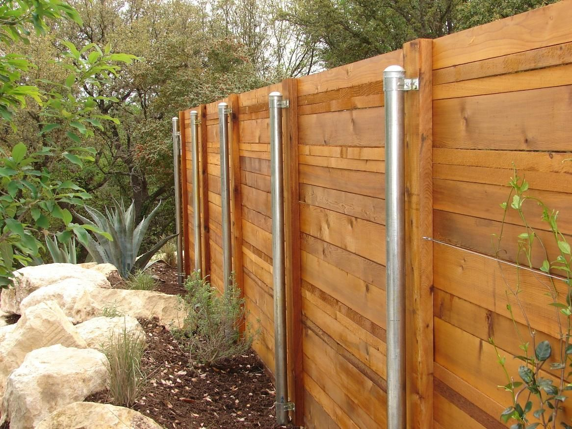 How To Install Wood Fence Post