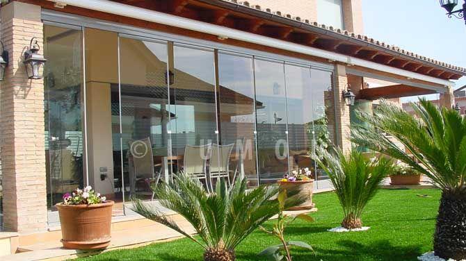 Ventilacion en acristalamiento de porches jardines for Acristalamiento de porches