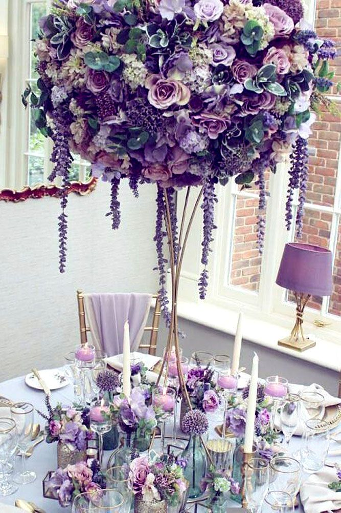 39 Lavender Wedding Decor Ideas You Ll Love Lavender Wedding
