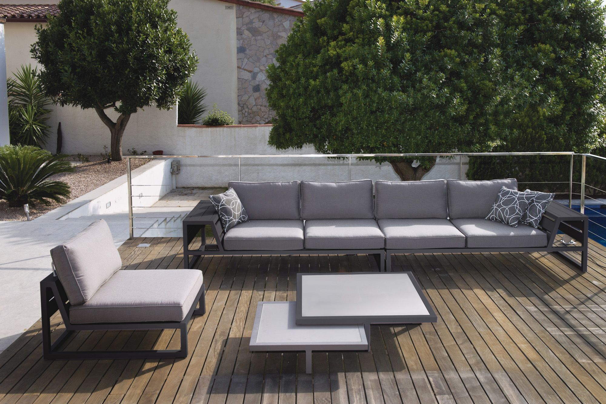 garden furniture retails and wholesales in france and spain gardenart furniture offers a range of high quality modern outdoor furnituregarden chairs - Garden Furniture Offers