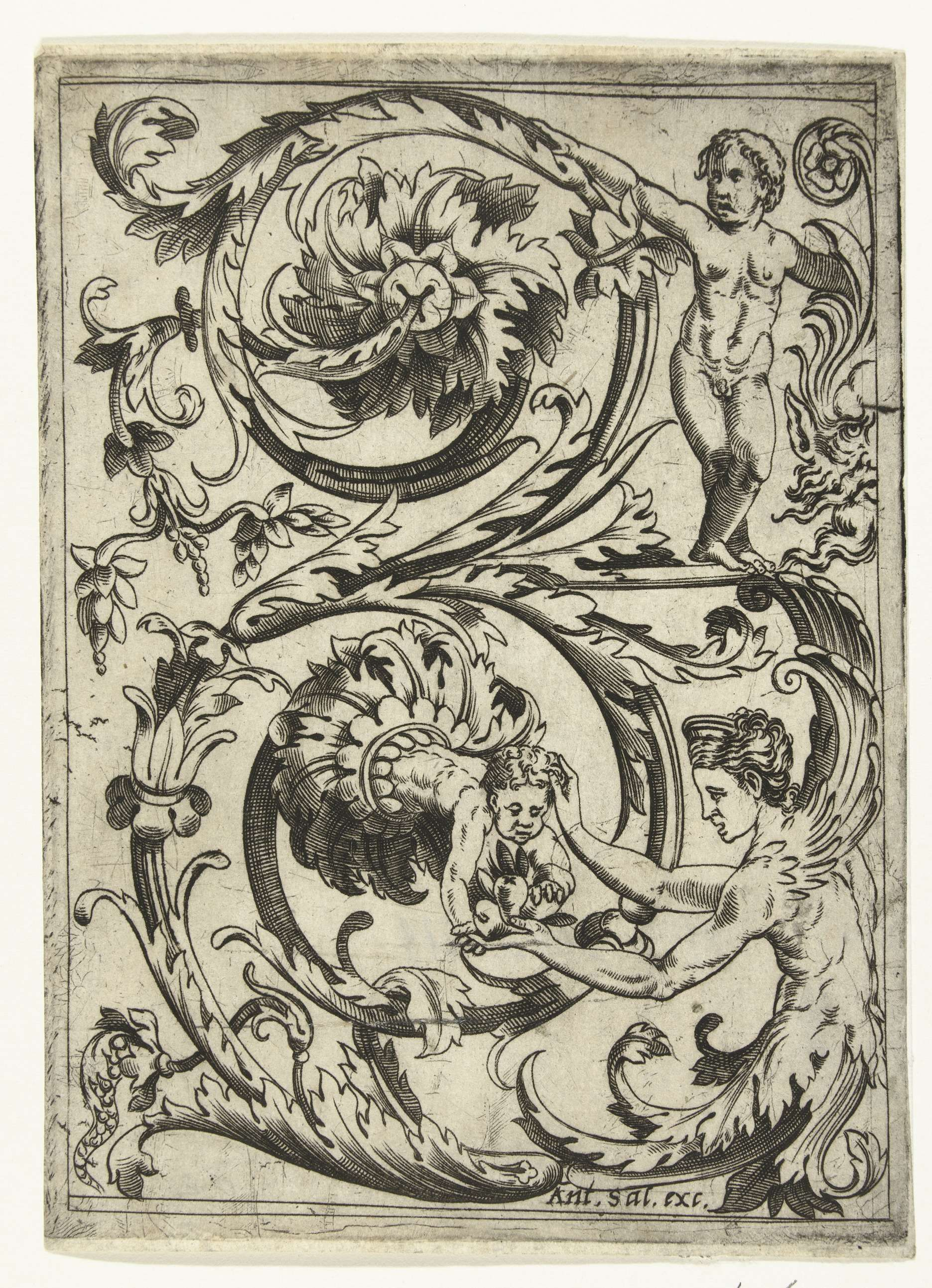 Italian Renaissance Graphics