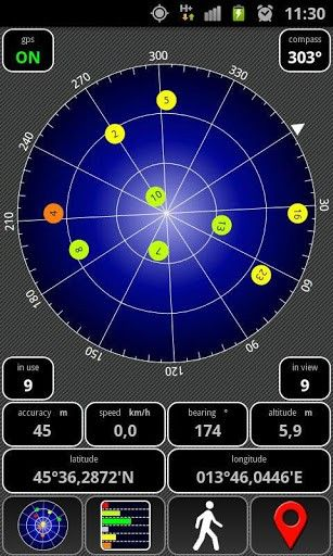 AndroiTS GPS Test Pro v1 40 apk Requirements: Android 2 2 and up