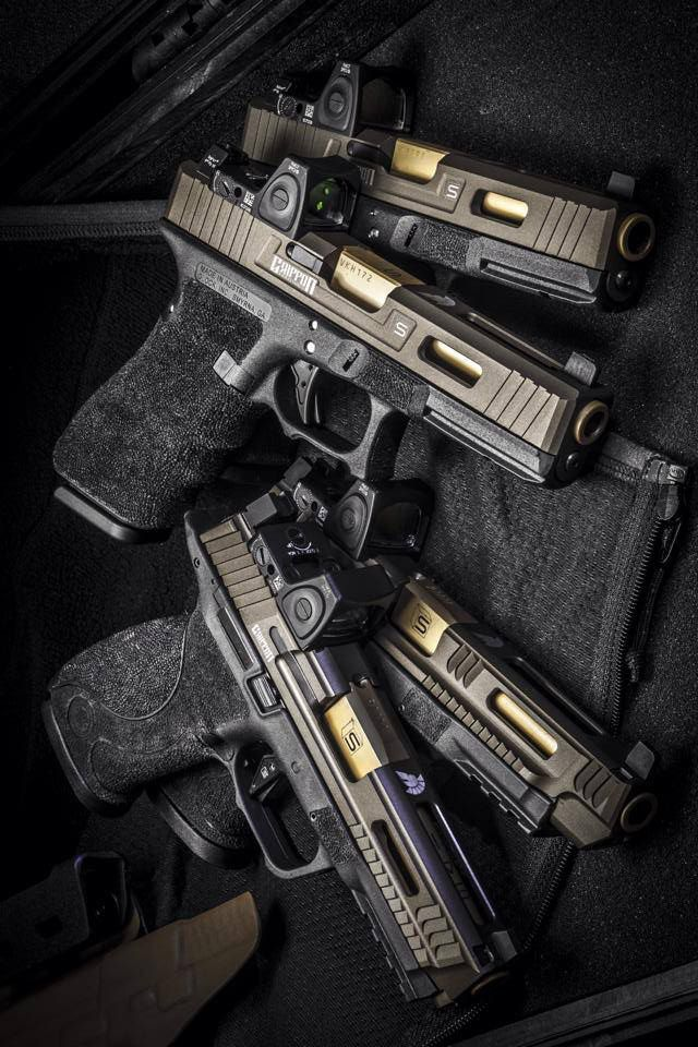Salient Arms International Smith And Wesson MP Standard Tier Ones Glock 17 One Guns Gun Weapons Weapon Self Defense Protection Protect