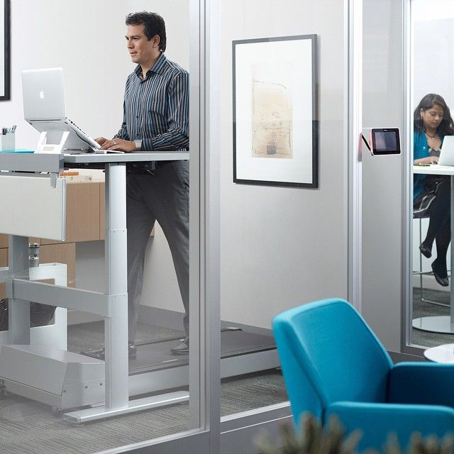 Sitting isn't killing you, static sitting is! We recommend a balance of sitting, standing, and walking at work. Does your #office give you options for movement throughout the day?  Learn more at www.steelcase.com/blog