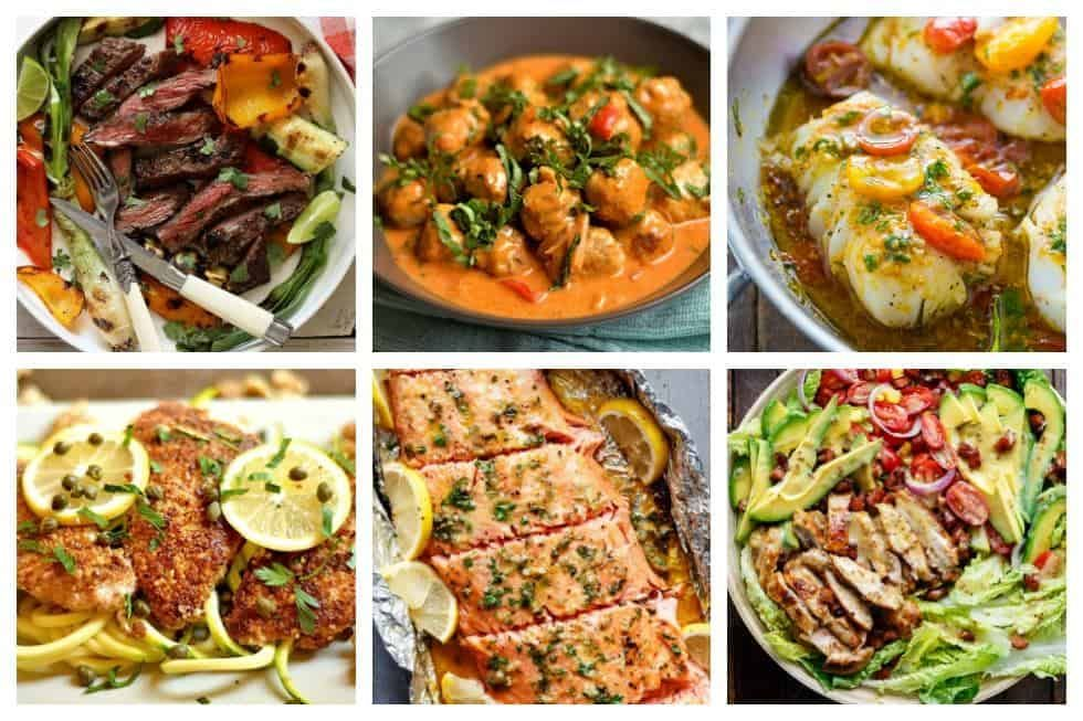 18 Easy Weeknight Paleo Dinners That Everyone Will Love images