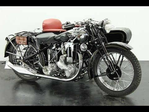 Ariel Vf31 1930 500cc 1 Cyl Ohv Combination Classic Motorcycles Classic Bikes Vintage Motorcycle