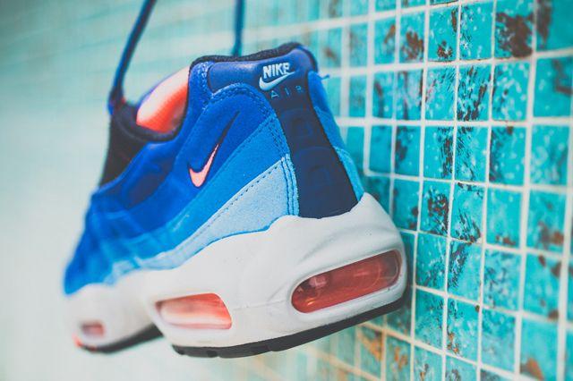 NIKE AIR MAX 95 (SURF MANGO) - Sneaker