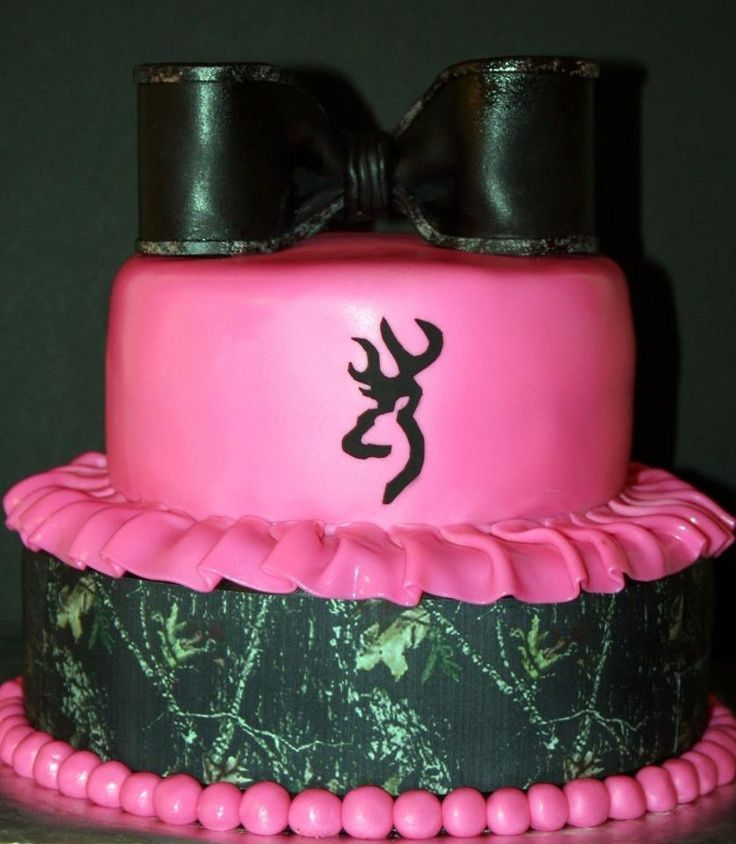 Pink camouflage cake recipe Best recipes easy Pinterest Pink