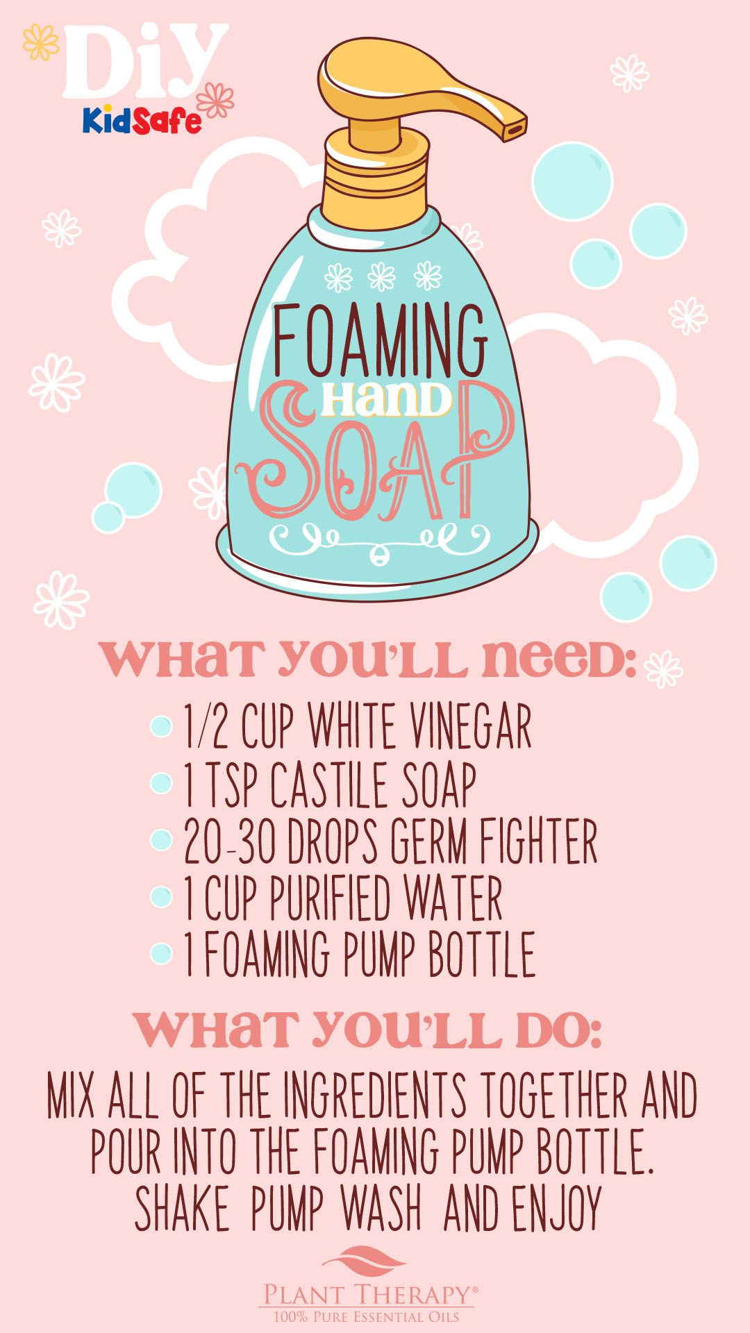 Hand Soap Essential Oils Diy Germ Fighter Uses And Benefits