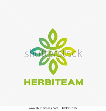 Abstract flower logo Abstract business logo design template Logo - editable leaf template