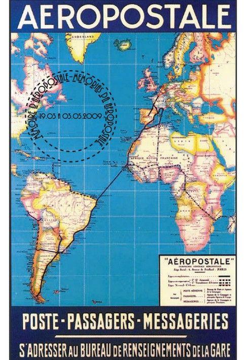 collect affiches aeropostale art pinterest vintage travel posters travel posters et. Black Bedroom Furniture Sets. Home Design Ideas