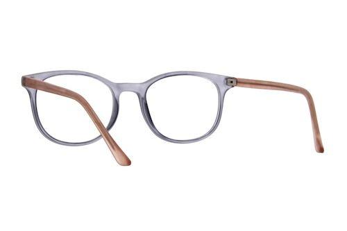 33b551820ca Blue Round Glasses  125716