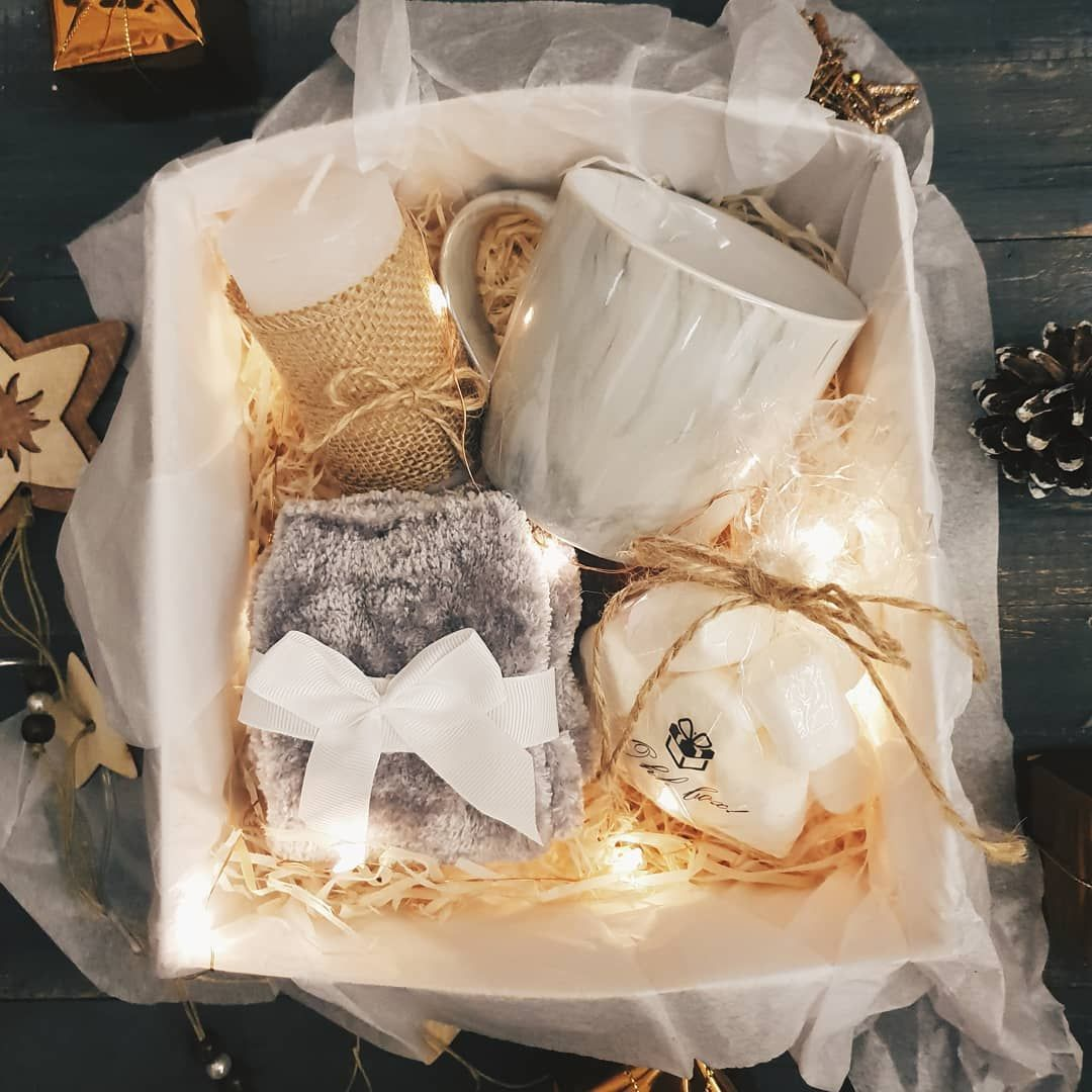 """Ohh_Box on Instagram: """"Думаю ,что еще мало кто задумывается о новогодних подарках, но есть же и другие праздники! Вот такой наборчик идеально подойдёт подружке на…"""" #diychristmasgifts"""