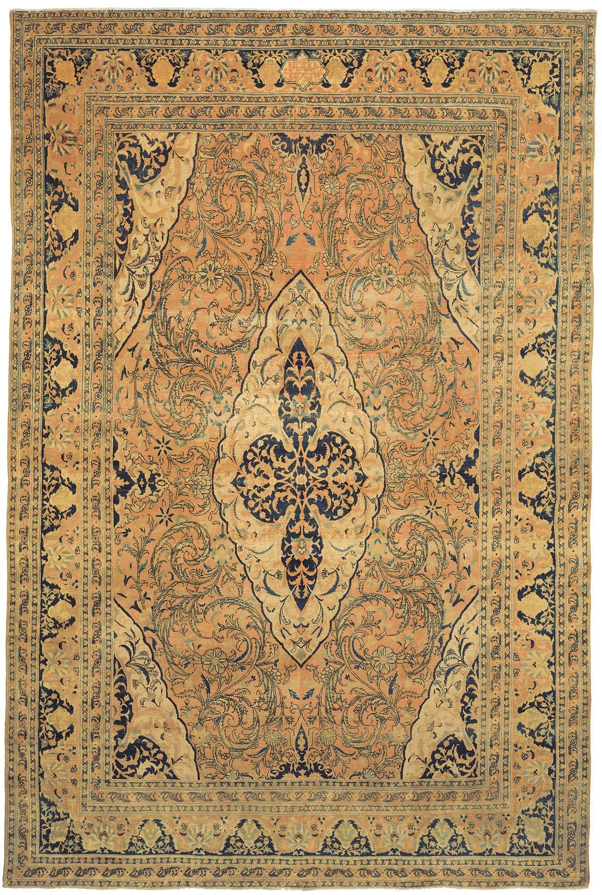 Tabriz Northwest Persian 9ft 3in X 12ft 10in Circa 1900 Persian Rug Designs Rugs On Carpet Antique Oriental Rugs