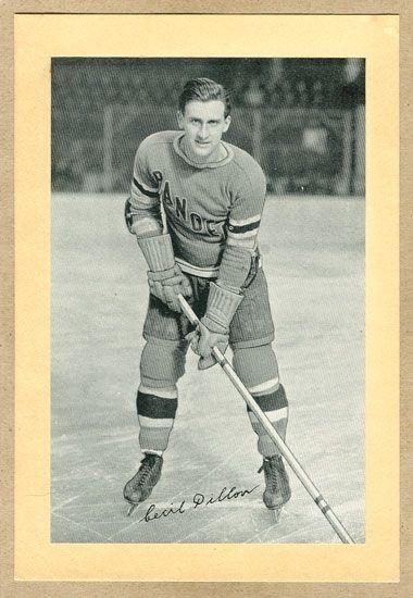 Cecil Dillon All Guts No Glory Ice Hockey Hockey National