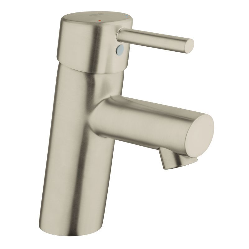 Grohe 34 271 Concetto New Bathroom Faucet with SilkMove Cartridge ...