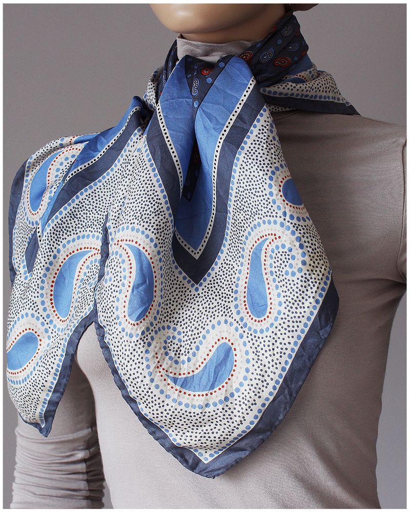 Jedwabna Chusta Apaszka Ornamenty Recznie Rolowana 7266613865 Oficjalne Archiwum Allegro Moda Boho Athletic Jacket Fashion