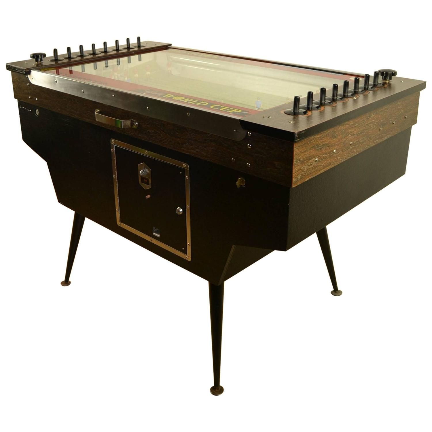 Bally 1968 World Cup Soccer Game Table