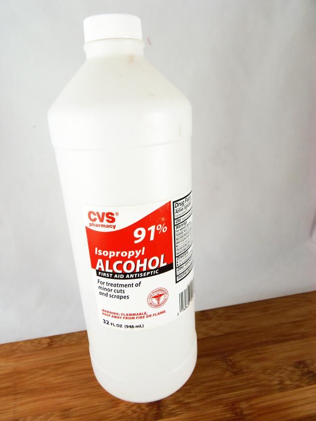10 Unexpected Ways To Use Rubbing Alcohol Rubbing Alcohol Uses