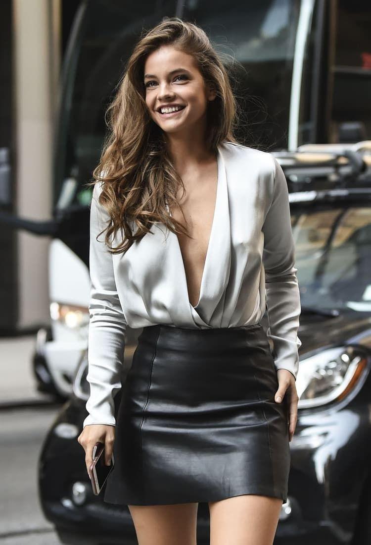 21f269d0ae barbara palvin, fashion, and model image | Barbara Palvin in 2019 ...