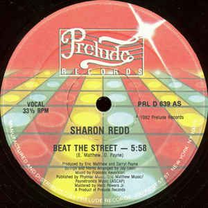 Sharon Redd Beat The Street Vinyl At Discogs Let Me Love You Funk R B Music