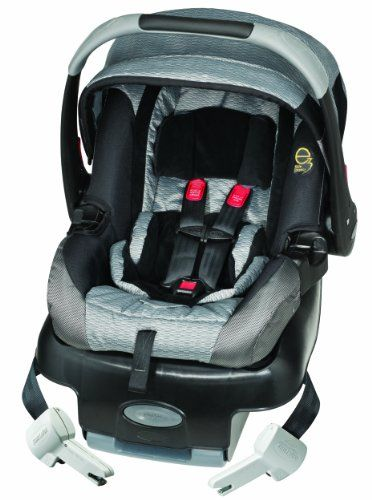 #carseat Evenflo Secureride E3 Infant Car Seat, Gray Racer - http://pinfaves.net/baby-products/car-seats/evenflo-secureride-e3-infant-car-seat-gray-racer/