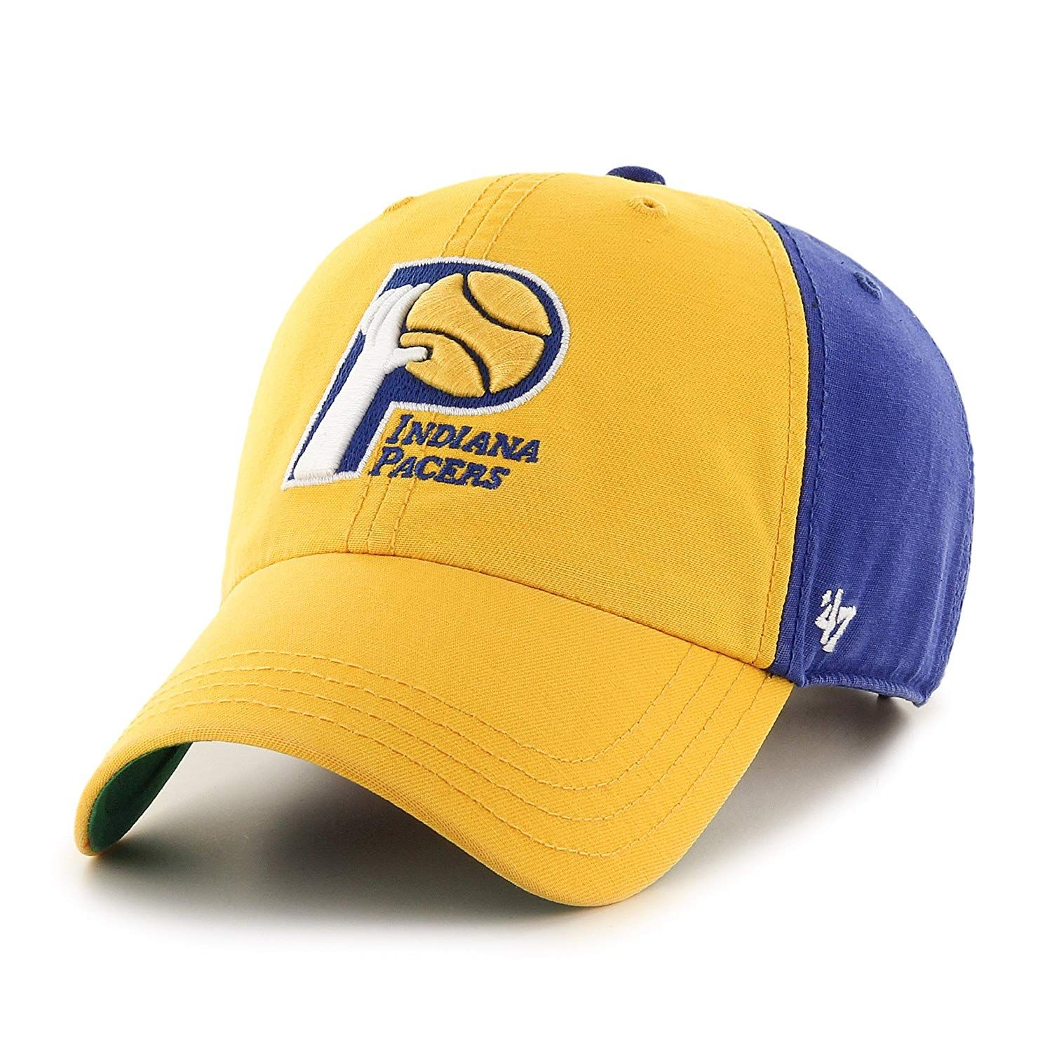 0f6422f14c2 NBA Indiana Pacers Flagstaff Clean Up Hat