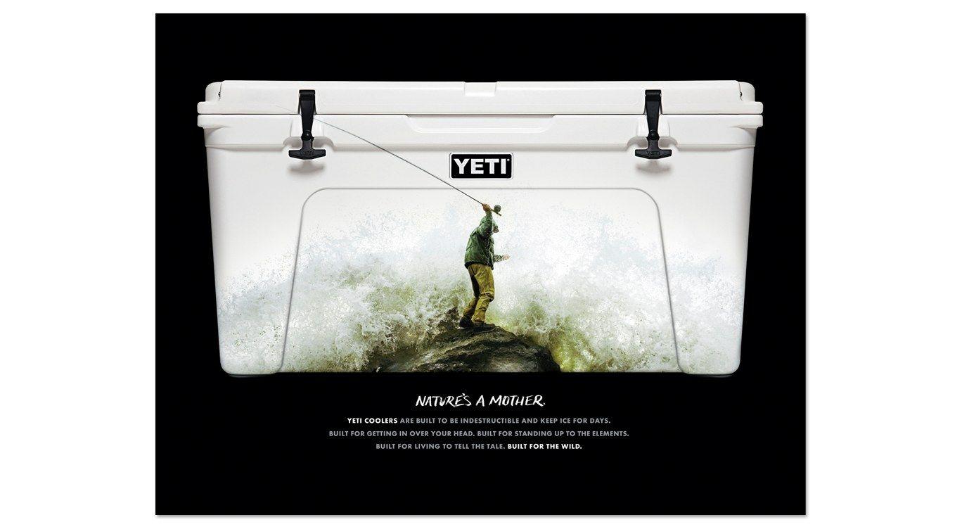 YETI | Print Ad | McGarrah Jessee | Advertising | Yeti