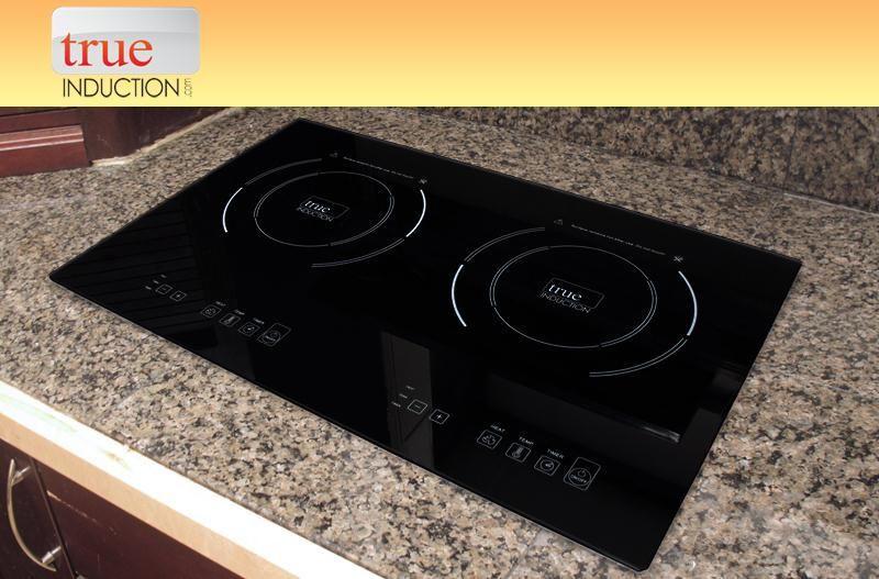 Double Burner Counter Inset Model Double Burner Induction Cooktop Cooktop