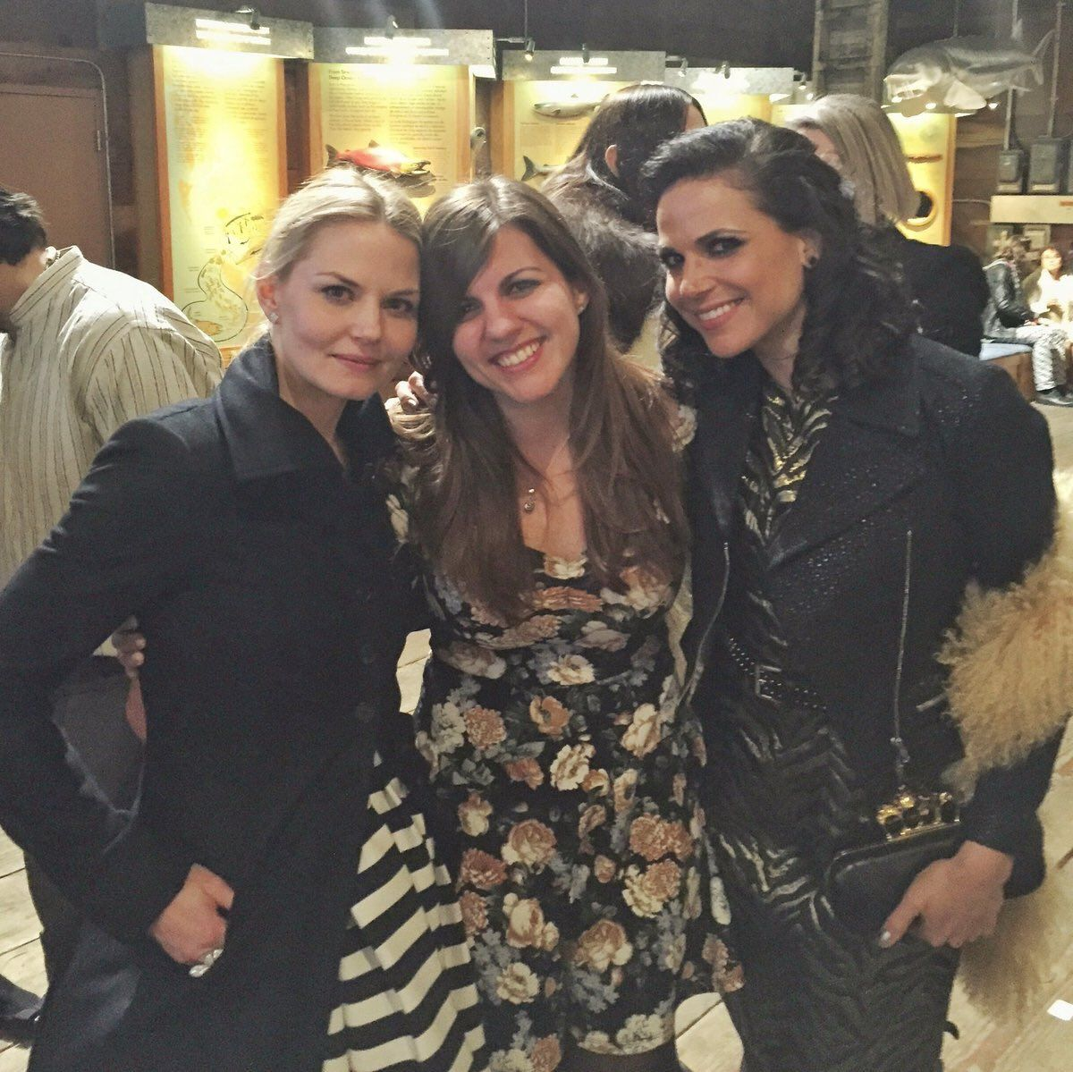 Celebrities, Lady, Ouat