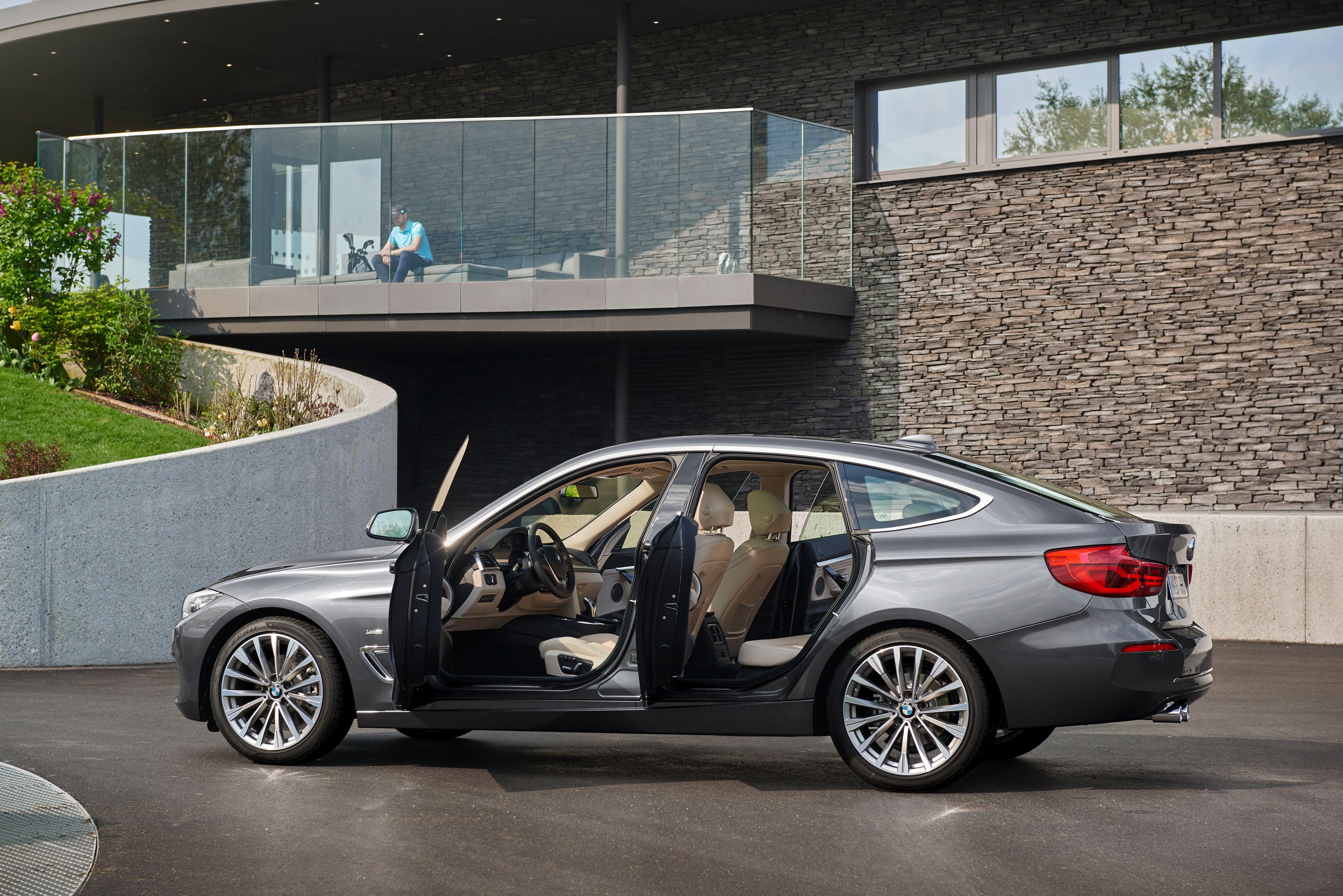 BMW F34 330i GranTurismo LuxuryLine Facelift FamilyCar Badass