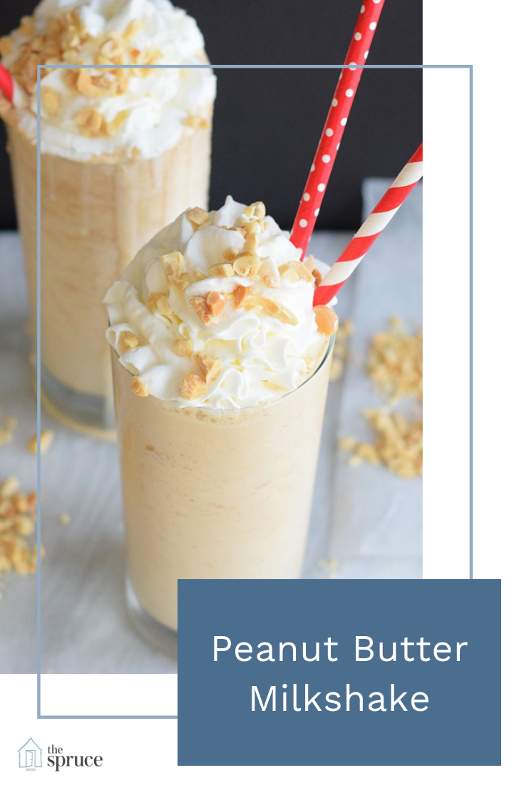 Peanut Butter Milkshake Recipe Peanut Butter Milkshake Peanut Butter Milkshake Recipe Peanut Butter Shake