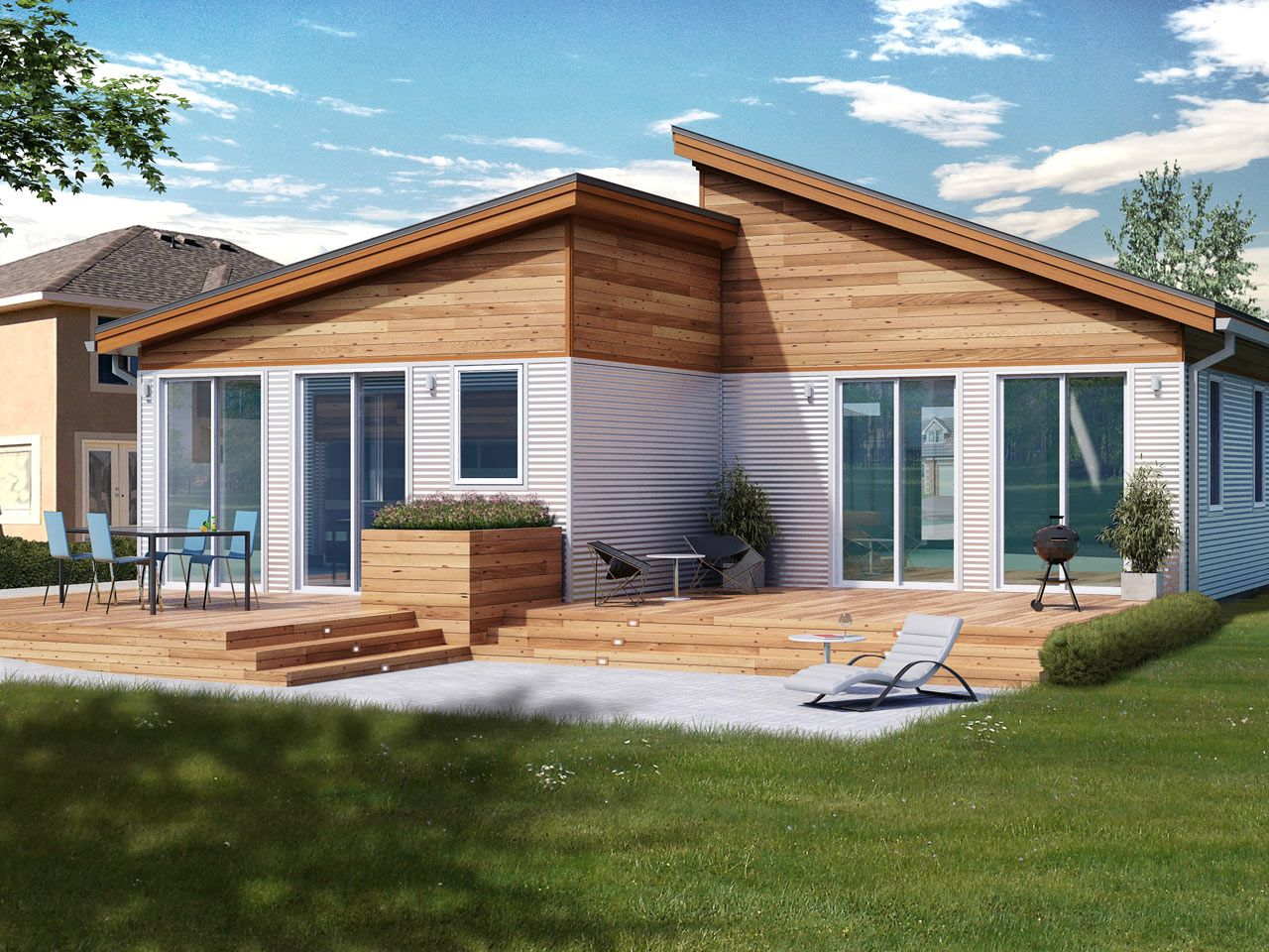 Prefab A Frame House Method Homes Builds Precision Engineered Prefab Structures Method