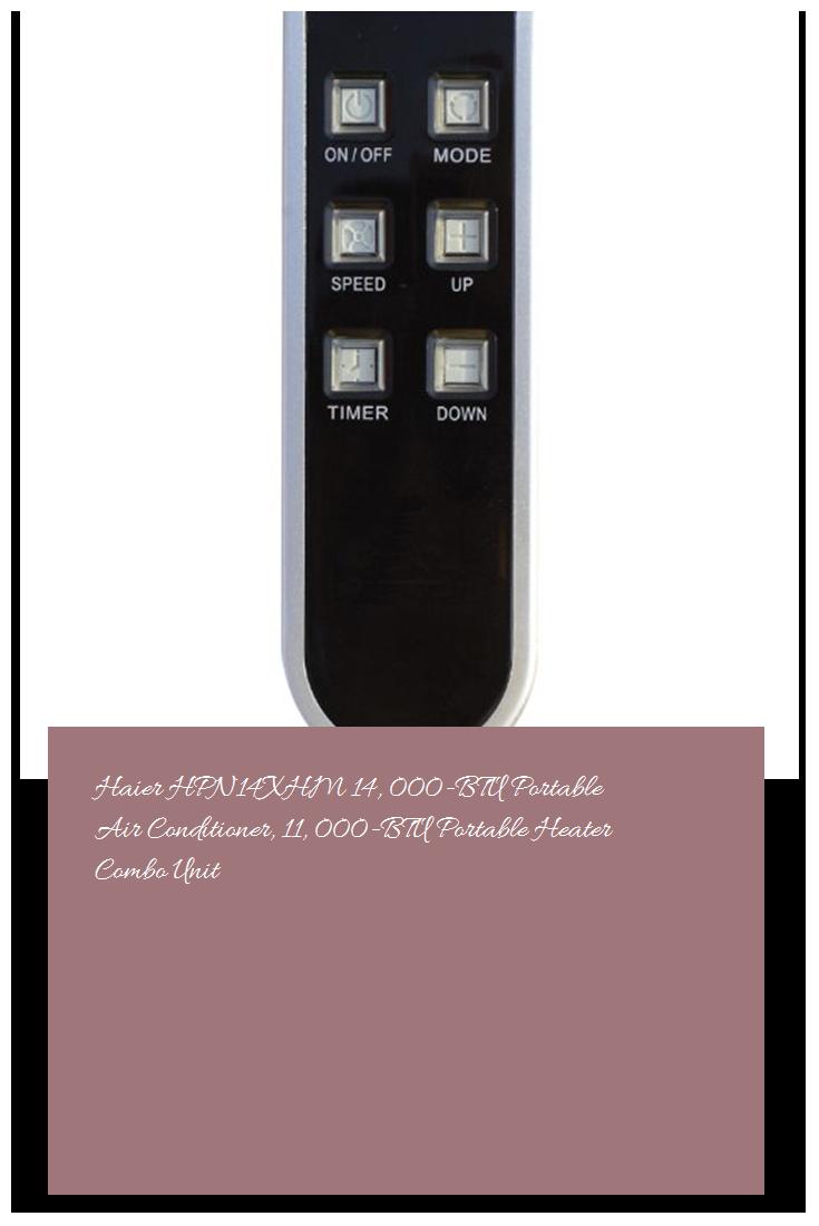 Haier HPN14XHM 14, 000BTU Portable Air Conditioner, 11
