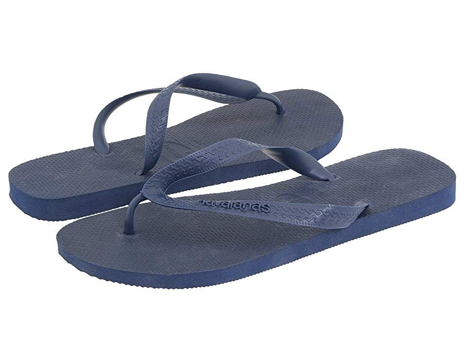 09d68e83eb6fb6 Havaianas Top Flip Flops (Navy) Men s Sandals. You ll always come ...