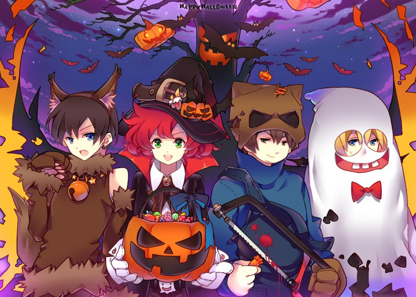 South Park Anime Happy Halloween | SOuThPArk ANiMe PIcTurES ...