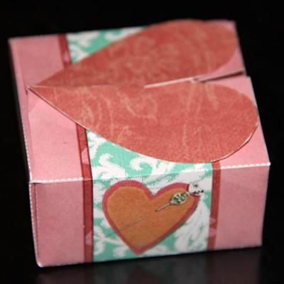 Use our free gift box templates to make your own gift box Youu0027ll - gift box templates free download